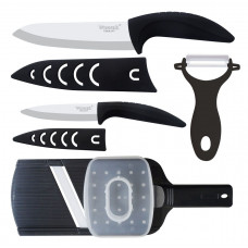 Набор керамических ножей WR-7314