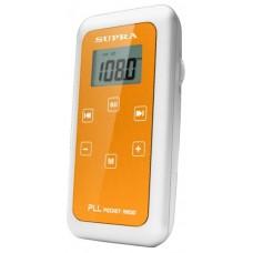Радиоприемник Hi-Fi SUPRA ST-104 orange