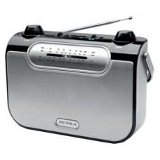 Радиоприемник Hi-Fi SUPRA ST-103 silver