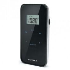 Радиоприемник Hi-Fi SUPRA ST-105 black