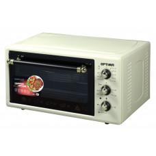 Духовка электр OPTIMA OF-48BR 48л 1600Вт бежевый, таймер, лампа, противень 2шт