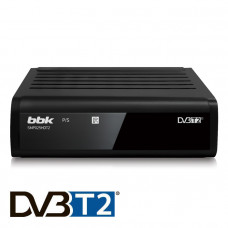 Приставка DVB-T/DVB-T2 BBK SMP025HDT2