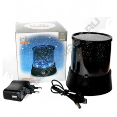 "IRM-400 Лампа -ночник ""звездное небо"""