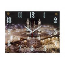 """3040-138 Часы настенные """"Мечеть Аль-Харам"""""""