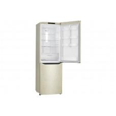 Холодильник LG GA-B 429 SECZ бежевый
