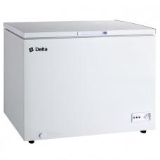 Морозильный ларь DELTA D-С402НК класс А+, 3 корзины 402л