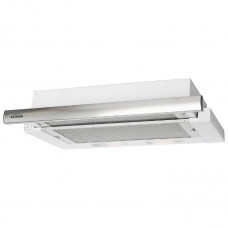 Кухонная вытяжка ELIKOR Интегра 45П-400-В2Л бел/нерж