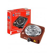 Плитка электр Чудесница ЭЛП-801 спираль коричневая 1конф