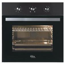 Духовой шкаф электрический Oasis D-SMB, тип духовки статический, цвет черный, управление механическое, таймер механический, ширина 60см