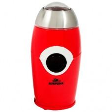 Кофемолка Добрыня DO-3703 200Вт красная