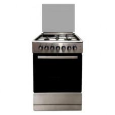Газовая плита с электрической духовкой De Luxe 606031.00ГЭ 005 (кр) чр