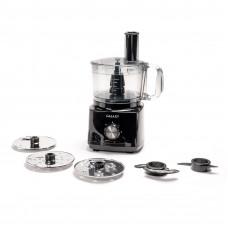 Кухонный комбайн Galaxy GL2305, 900Вт, 2 скорости и импульсный режим, пластиковая чаша