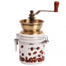 АК821К Кофемолка ручная ALPENKOK керам жернова регулировка помола