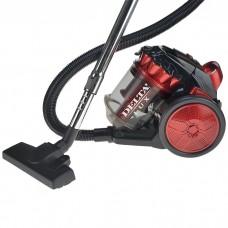 Пылесос DELTA LUX DL-0830 2000Вт красный с черным