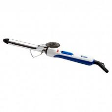 Щипцы для волос DELTA DL-0622 белый с синим 25Вт 19мм