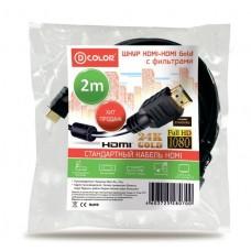 Шнур DCC-HH200F HDMI c фильтрами 2м