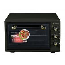 Духовка электр OPTIMA OF-36BLR 36л 1300Вт черный, таймер, лампа, противень 2шт
