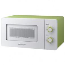 Микроволновая печь Daewoo KOR-5A17 15л 500Вт зеленый