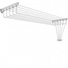 Сушилка для белья Nika настенно-потолочная 7м СНП 1,4 белая