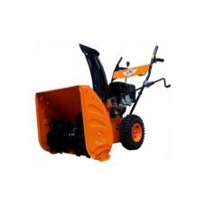 Снегоуборочная машина С-ST065A 6,5НР с колесами 13 и ручным запуском