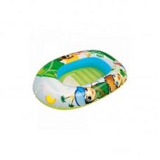 """34095 Круг с сиденьем надувной Лодка """"Поход в джунглях"""""""