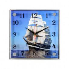 """2525-03 Часы настенные """"Корабль"""""""
