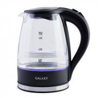 Чайник Galaxy GL0554 электрический диск, объем 1,7л, 2200Вт