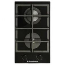 плита панель газовая GG2_400215F черная