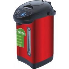 BN-338 Чайник-термос 5л 900 Вт красный