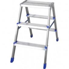 Лестница-стремянка 3ст. двухсторон