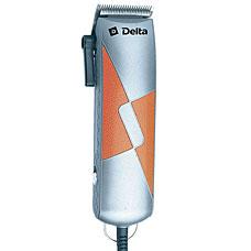 Машина для стрижки ДЕЛЬТА DL-4048 серебро с оранжевым