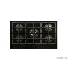 Плита панель De Luxe газовая GG51130245F ТС-000 черная