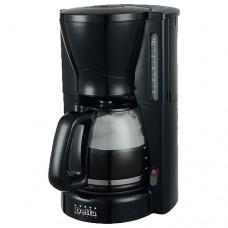 Кофеварка DELTA DL-8143 черная 1000Вт