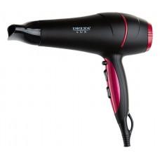 Фен DELTA LUX DL-0442 черный с розовым 2400Вт