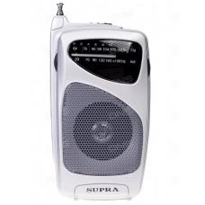 Радиоприемник Hi-Fi SUPRA ST-114 silver