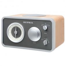 Радиоприемник Hi-Fi SUPRA ST-109 WALNUT