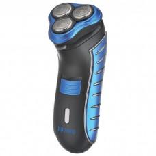 Бритва электрическая Яромир ЯР-101 синий с черным