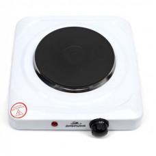Плитка электрическая Добрыня DO-2201 (1 конф) белая 1000Вт блин