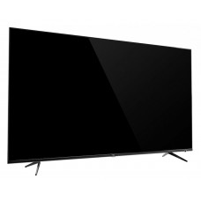 "Телевизор LED TCL 43"" L43P6US Metal черный"
