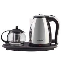 Чайный набор Galaxy GL-0401 чайник 1,8л 2035Вт
