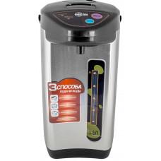 BN-344 Чайник-термос Beon 5,5л 900 Вт нерж 3 способа подачи воды
