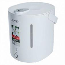 Увлажнитель воздуха DELTA LUX DE-3702 белый ультразвуковой 2,8л до 20ч, 45м2