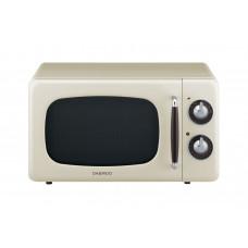 Микроволновая печь Daewoo KOR-7717С 20л 700Вт бежевый