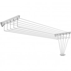 Сушилка для белья Nika настенно-потолочная 9м СНП 1,8 белая