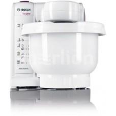 Кухонный комбайн Bosch ProfiMix MUM4657 550Вт белый