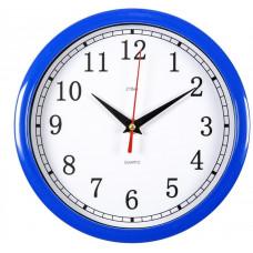 2222-329 Часы 21 век синие