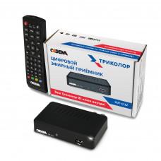 Приемник цифровой CADENA CDT-1712 (TC) Триколор