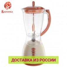 Блендер ВАСИЛИСА ВА-304Н бежевый 450Вт