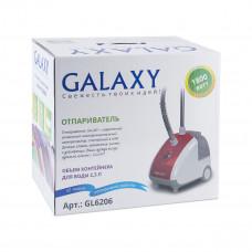 Отпариватель Galaxy GL6206, 1800Вт,объем контейнера для воды 2,3л
