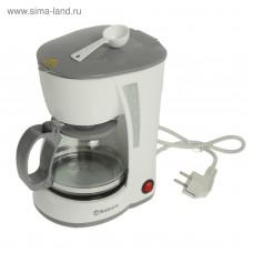 Кофеварка SA-6107W 600мл капельная